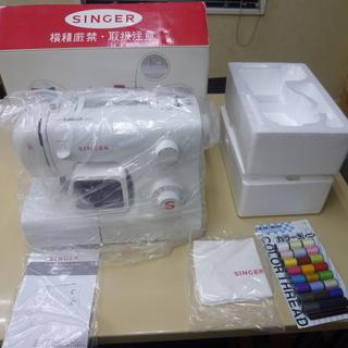 未使用 SINGER 電動ミシン 【Tradition】 SN-520