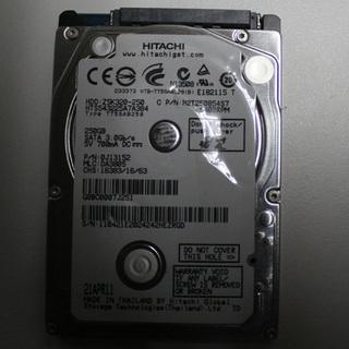 HITACHI Z5K320-250 250GB ノート用HDD ...