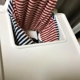 IKEAのキッズチェア  食事椅子