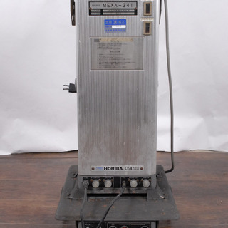 BANZAI HORIBA MEXA-341 排気ガステスター ...