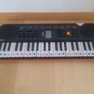 【CASIO カシオ 電子ミニキーボード 44ミニ鍵盤 SA-76...