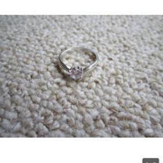 シルバーの指輪のサイズ直しをして頂ける方…。