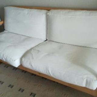 IKEAのソファーベッド