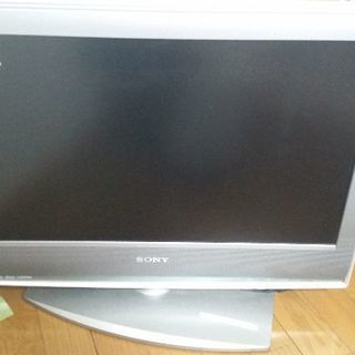 SONY 26インチ テレビ