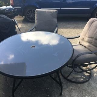 ガーデンテーブル&チェア