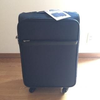 (新品・ほぼ未使用)キャリースーツケース