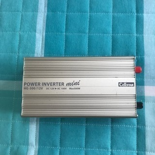 セルスター  12V→100V  デコデコ