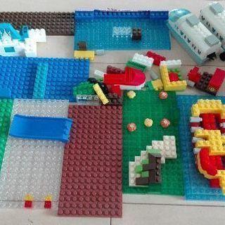 LEGOっぽい。