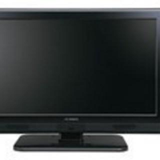 代理投稿。2010年製32インチ液晶TV