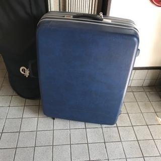 レトロなスーツケース