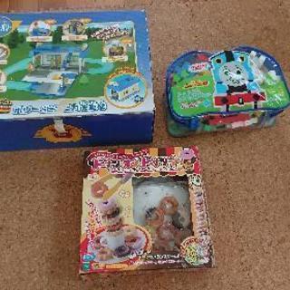おもちゃ 4つ