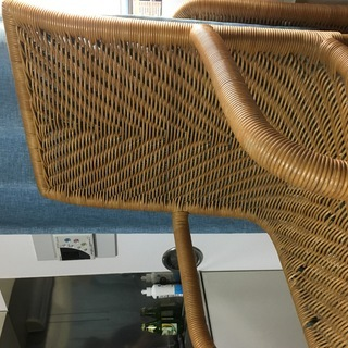 Asplundの椅子2脚