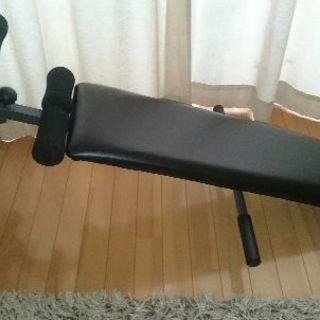 腹筋トレーニング♪シットアップマシン