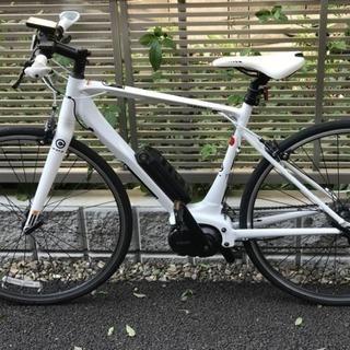 ヤマハ YPJ-C (M) [電動アシスト付きクロスバイク ピュア...