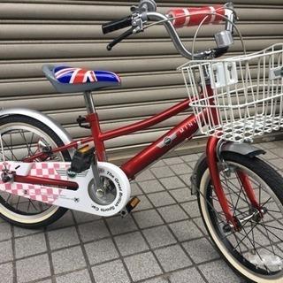 美品 子供用 16インチ 自転車M...