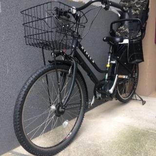 電動自転車65000円ベビーカーおまけ