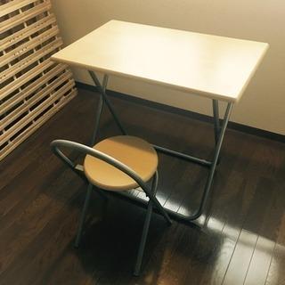 テーブル 椅子 セット 折りたたみ