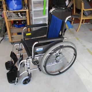 新品★自走式車椅子 MIKIバルシリーズBAL-3 肘跳ね上げ専用...