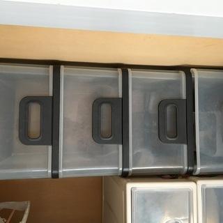 押し入れ用 カラーボックス 4個