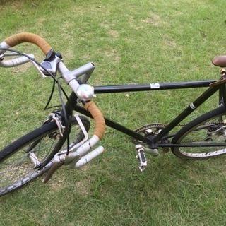 古い自転車 26サイズ