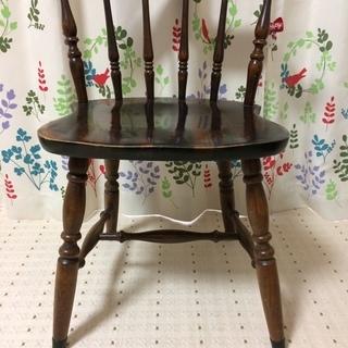 アンティーク風椅子