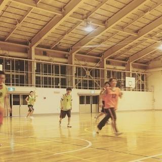 28日(木) 幌東小学校バスケ
