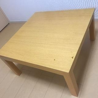 テーブル ナチュラルカラー
