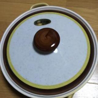 お鍋とお皿(5枚セット)