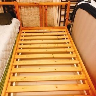 IKEA fjellse ベッドフレーム