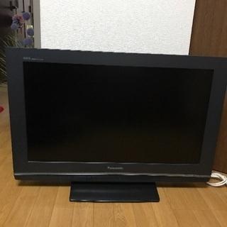 テレビPanasonic32v型