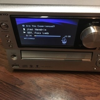 (交渉中)ONKYO CD/HDD チューナーアンプ
