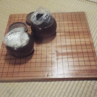 囲碁盤(折り畳み式)セット