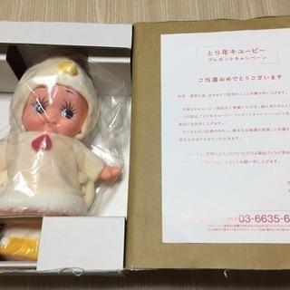 【新品】酉年キューピー★サイズ約21cm★非売品