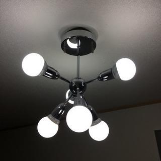 フランフラン 照明 電球6個つき