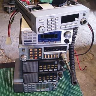 パーソナル無線機 900MHz帯無線電話装置