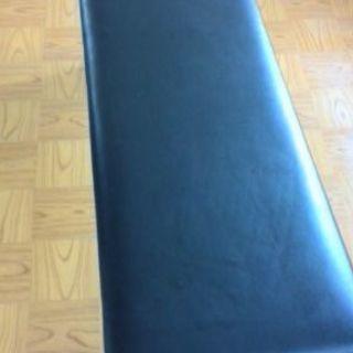 長椅子 黒