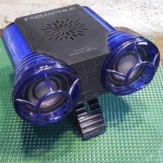 アイオーデーター機器製 P2DiPOLE 中古品 ドルビースピーカー