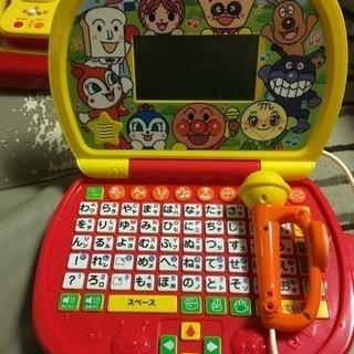 アンパンマンパソコンゲーム