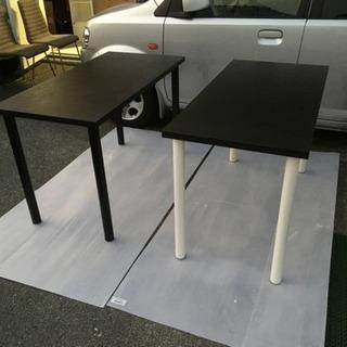 1個あたりの価格です。ニトリ 簡単なテーブル デスク 120cmX...
