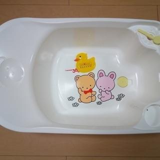 赤ちゃん本舗 ベビーバス 水温計付き