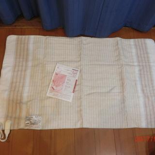 ナショナルしき毛布140×85cm