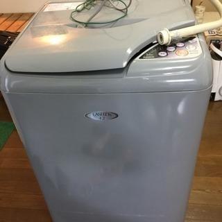 4.2kg 全自動洗濯機
