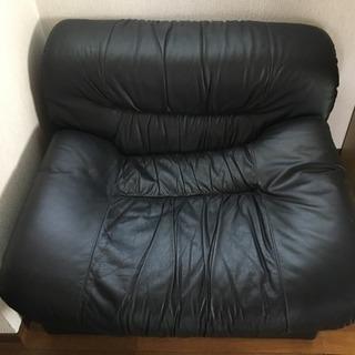 革のソファ売ります!