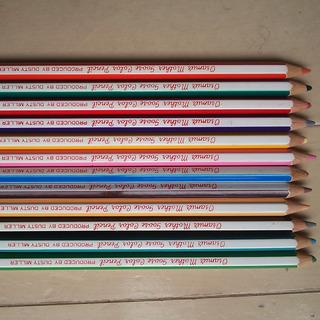 オサムグッズ 12色鉛筆 コージー本舗 1985 ほぼ未使用