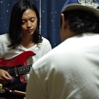 ギター教室。じっくり基礎から、短期...