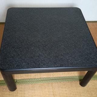 こたつテーブル 74cm四方 高さ36.5cm