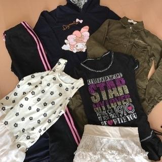 女の子用服セット 160cm~Mサイズ