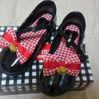 子供靴 18㎝ 美品
