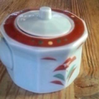 陶器の醤油さし 0円