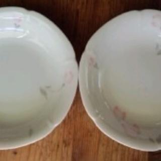 少し深さのある洋皿2枚 0円